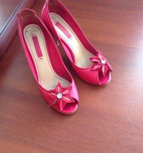 Туфли Poletto 39 размер