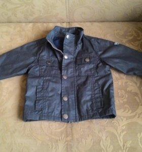 Куртка 74 размера