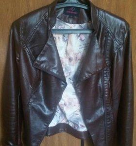 Куртка - косуха.