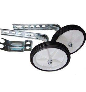 Боковые колесики