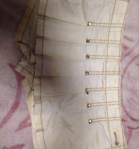 Юбка-шорты от Виктории  Бекхам