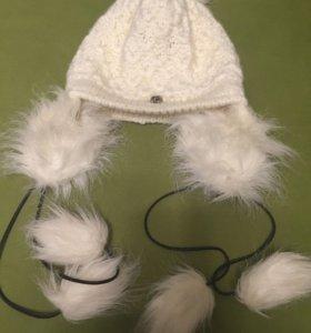 👧Новая шапка зимняя