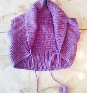 Балеро вязаное