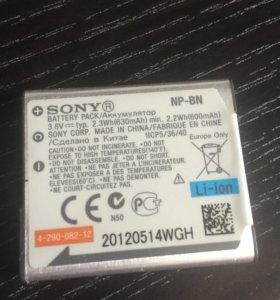 Аккумулятор для Sony