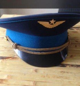 Новая фуражка ВВС