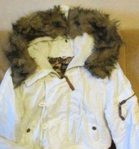 Куртка осенняя р.38
