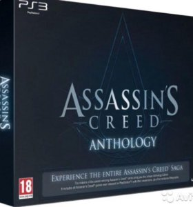"""Assassin""""s creed anthology ps3"""