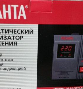 Стабилизатор напряжения - автоматический