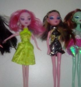 """Куклы """"Монстр хай"""""""