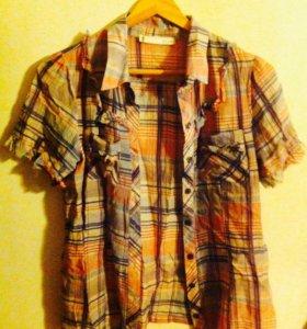 Шелковая блузка SHADE(Франция)