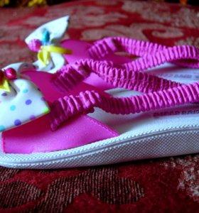 Босоножки Kid's Steps Taiwan 25 размер
