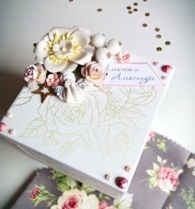 Коробочка-открытка MagicBox