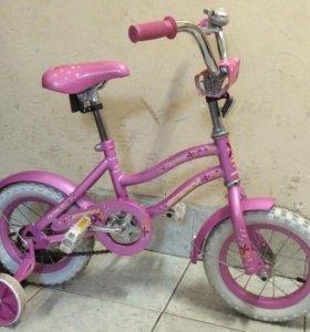 Велосипед детский для девочек Stern Fantasy