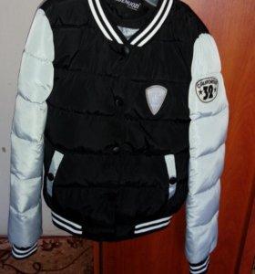 Куртка новая (осень - весна )