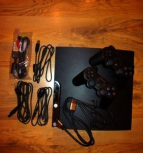 SONY PS3 + диски