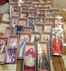 Куклы фарфоровые от Диагостини