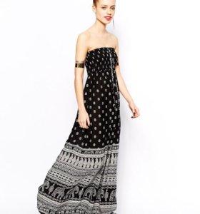 Новое летнее платье макси New Look