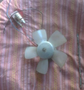 Вентилятор отопителя ваз 2101-2107