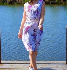 Платье _легкое _шикарное_романтичное_женственное