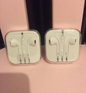 наушники для apple iphone