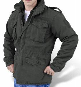 Куртка М65 зимняя