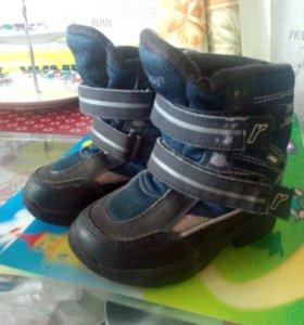 Детские зимние сапоги Reima