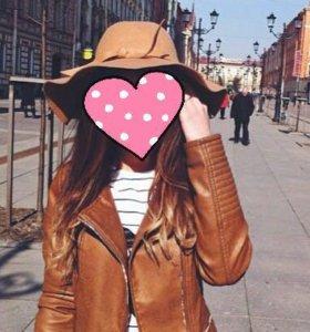 Куртка bershka новая