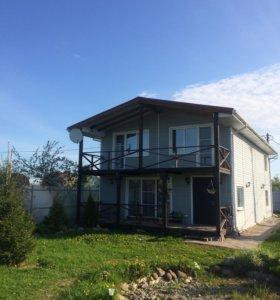 Дом в Павловске 196м2