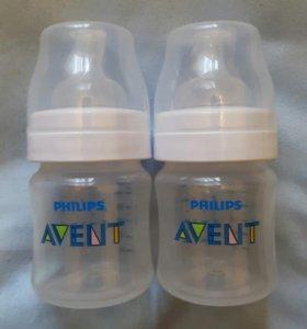 Бутылочки Avent philips