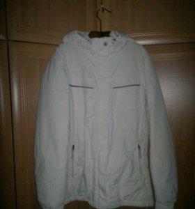 Куртка спортивная Columbia. Утепленная
