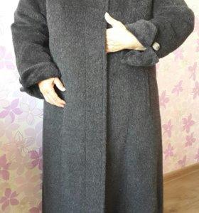Новое! Зимнее пальто, р. 52