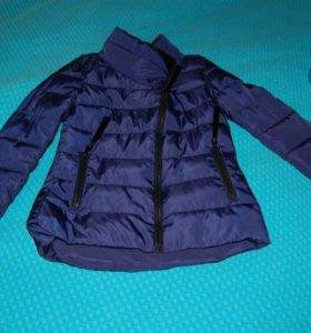 Куртка демисезонная новая 42-44