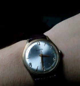 Часы WOSTOK оригинал.позолоченные.