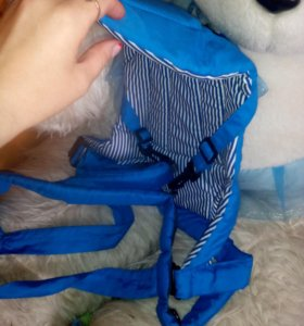 Рюкзак-кенгуру для переноски ребенка