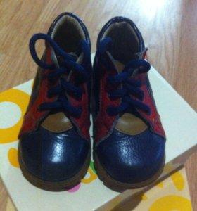 Стильные ботиночки на мальчика