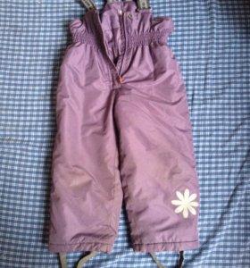Зимние непромокаемые штаны