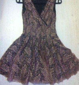 Кружевное платье Evona