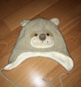 Шерстяная шапочка Janus