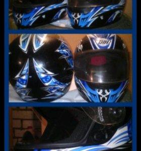 Мото-шлемы