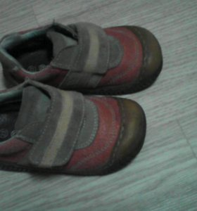 Ботиночки 22 кожа
