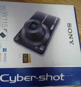 Фотоаппарат сони cyber shot