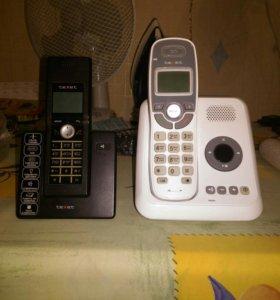 Телефон texet 2шт