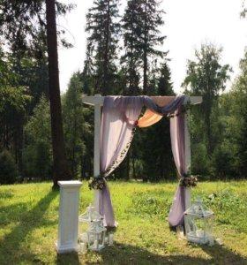 Арки, шпалеры,свадьбы.