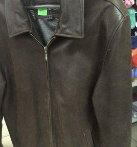 Куртка Кожа новая