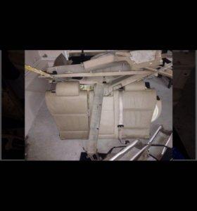 Салон BMW X5 кузов Е53
