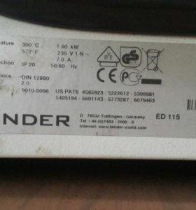 Продам сушильный шкаф Binder ED 115.