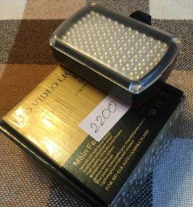 Накамерный свет на горячий башмак Nikon canon