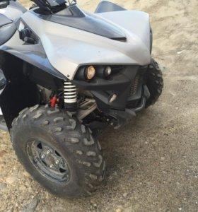 Продам квадроцикл CF-Cobra 500. 38л/с