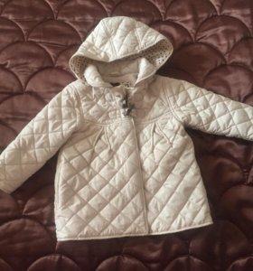 Детская куртка mothercare