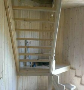 Ремонт и отделки деревянных домов. Изготовление ле